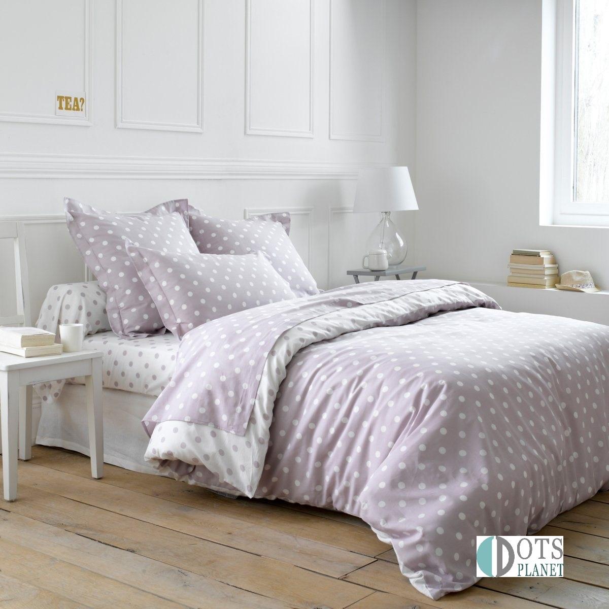 po ciel jagodowe groszki kropki 140x200. Black Bedroom Furniture Sets. Home Design Ideas