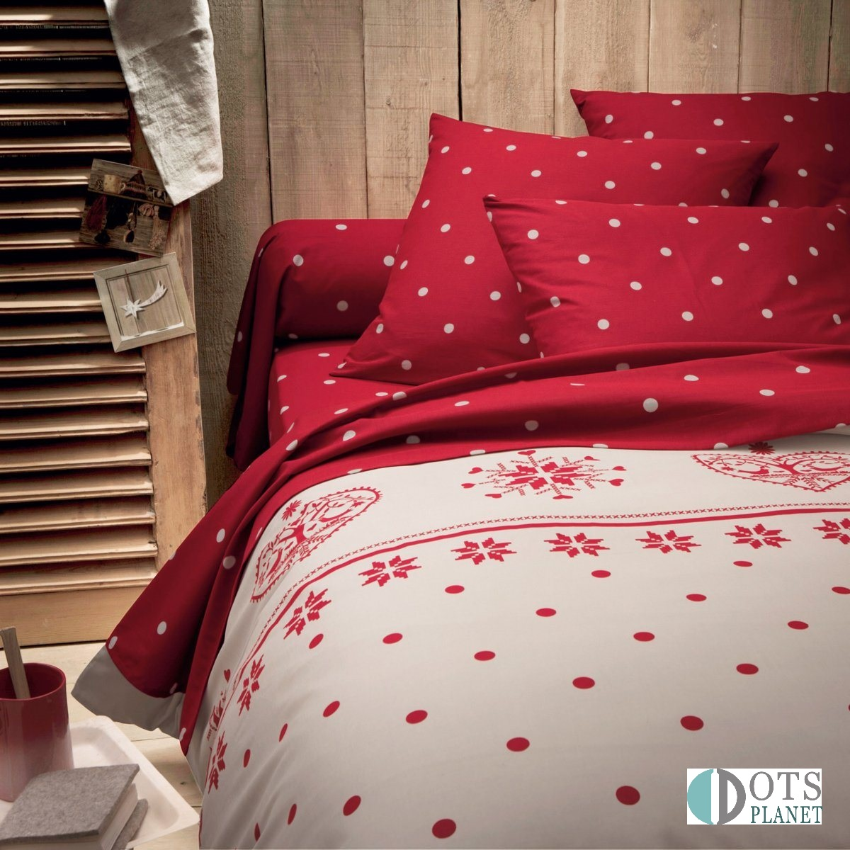 po ciel zimowa shabby chic 140x200. Black Bedroom Furniture Sets. Home Design Ideas