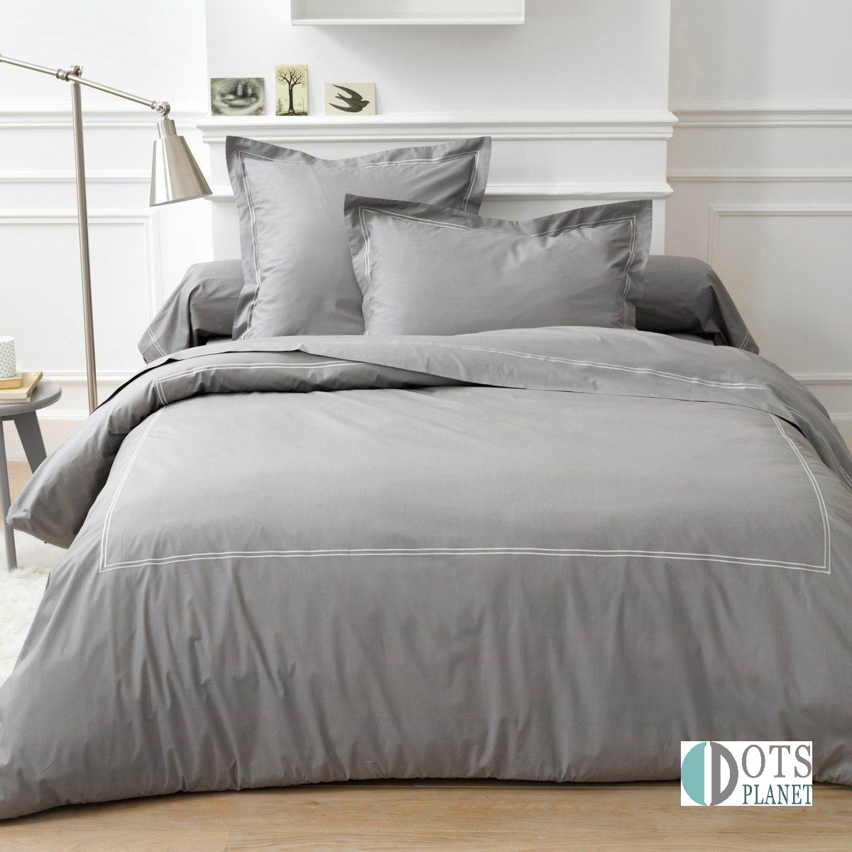 po ciel szary perkal 200x200. Black Bedroom Furniture Sets. Home Design Ideas