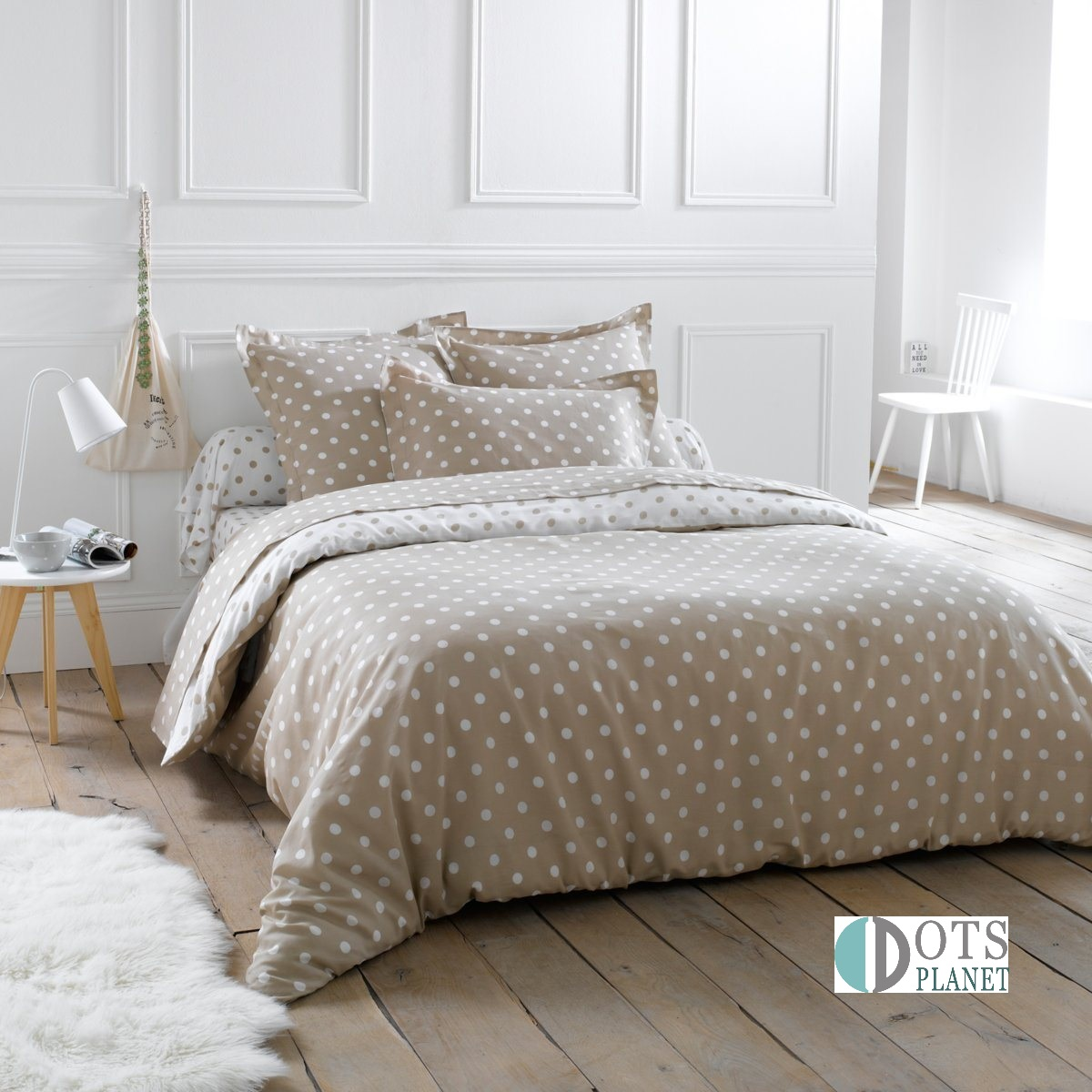 po ciel groszki kropki be 140x200. Black Bedroom Furniture Sets. Home Design Ideas