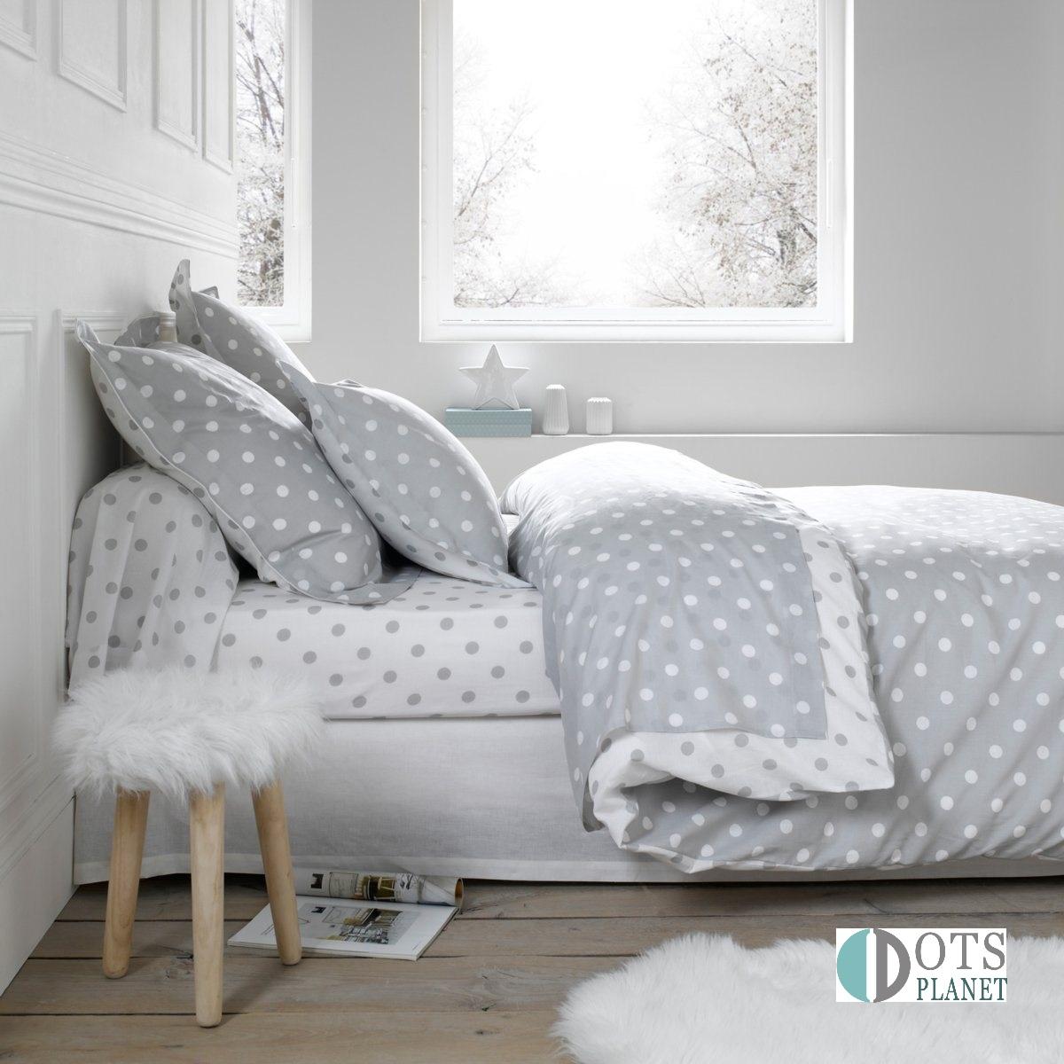 po ciel szare groszki kropki 200x200 dotsplanet. Black Bedroom Furniture Sets. Home Design Ideas