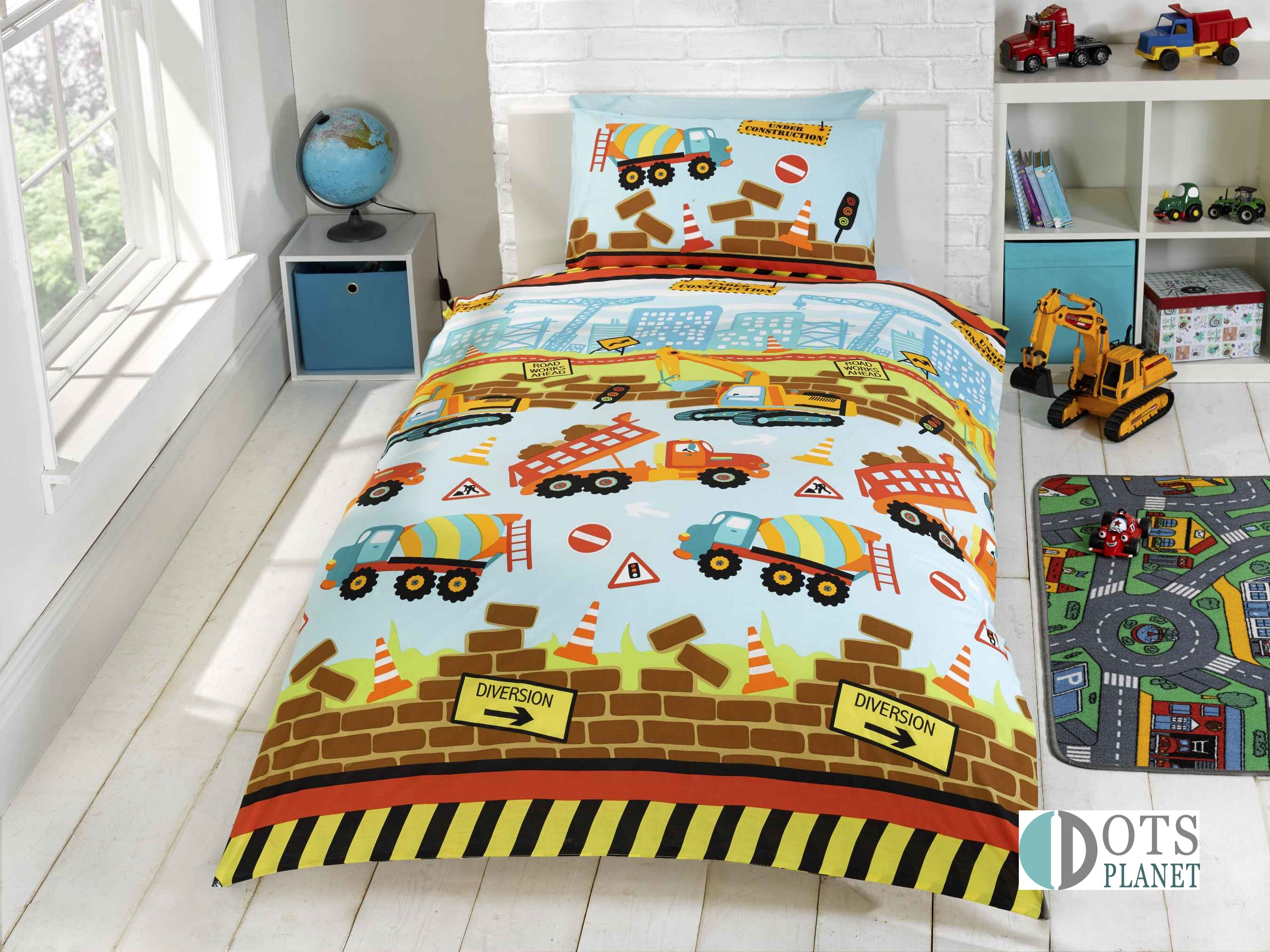 Planet Bedding Twin