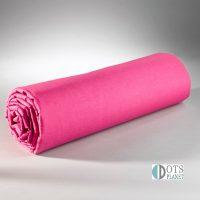 prześcieradło z gumką bawełniane dla dzieci róż różowe ciemny róż purpurowe  90 140 160 x200 scena dostplanet