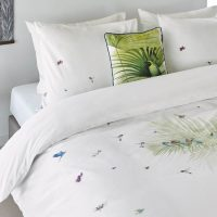 marjolein-bastin-kolibri pościel bawełniana 140x200 dla dzieci pościel dziecięca koliberek kolibrem ptaszkiem