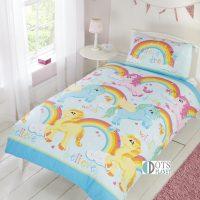 Pościel dla dziewczynki Kucyk Unicorn 140x200