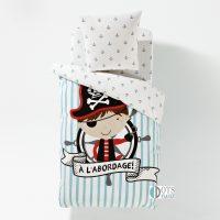 pościel pirat korsarz bawełniana dla dzieci chłopca jak i piraci z nibylandii 140x200