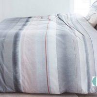 beddinghouse-pippa-posciel bialo szara delikatny wzor sklep z piekna posciela na prezent