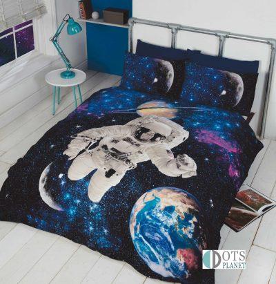 Pościel dla dzieci Astronauta 140x200