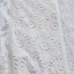 lacy natural posciel bawelniana bezowa wzor koronkowy 200x200 220x200 subtelny delikatny